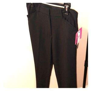 Black dress pants for girls